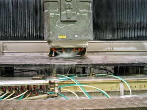 CNC SPRAY WHY GRANITE